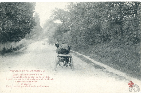 De Dion Quadricycle Cul-de-jatte-6