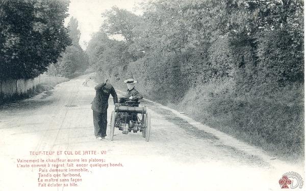 De Dion Quadricycle Cul-de-jatte-7
