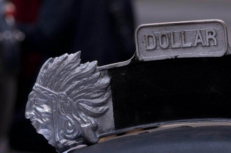 Dollar 350 side  Impérial 1928-24
