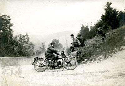 Douglas TT 1920