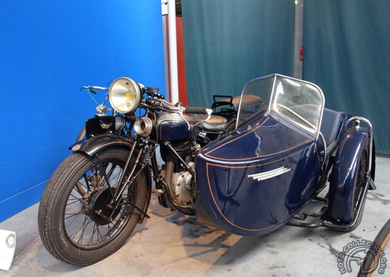 FN 500 M90 Bufflier 1933-79