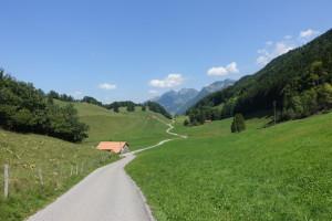 Au revoir la Suisse…