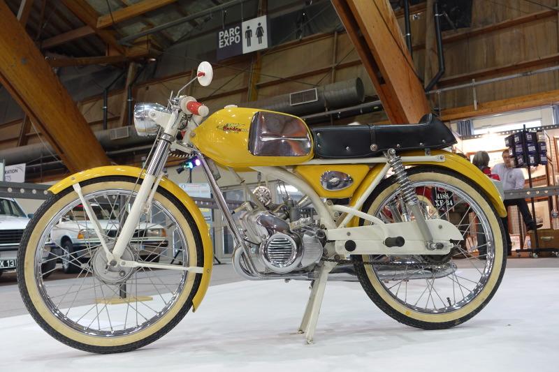 Flandria Ultra Sport de 1961, une réalisation belge réputée indestructible.