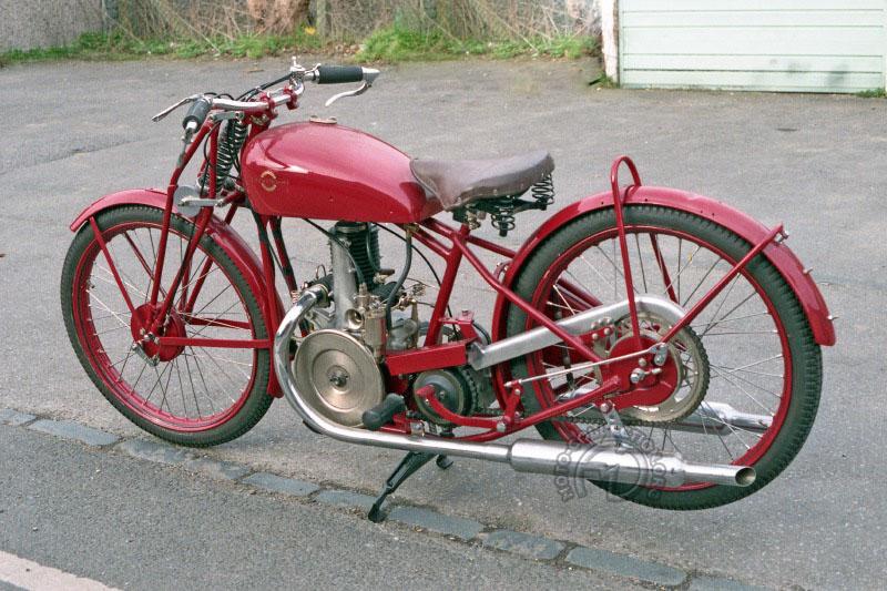 Giacomasso 250-1929-1
