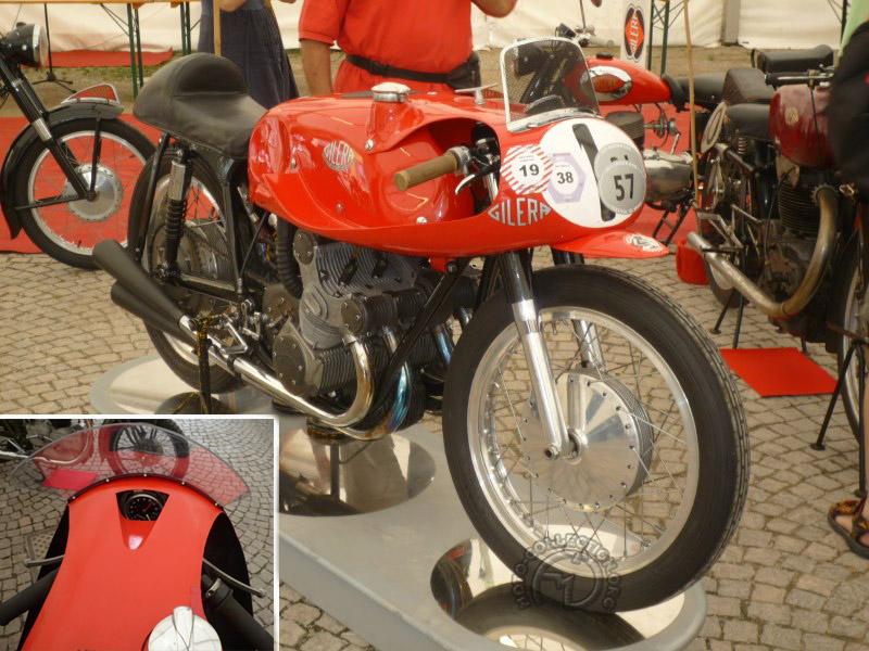 Gilera 500 Quatre cylindres 1956