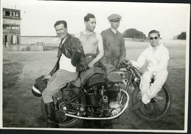 Collection Moto Gillet Herstal 600 des records 1928