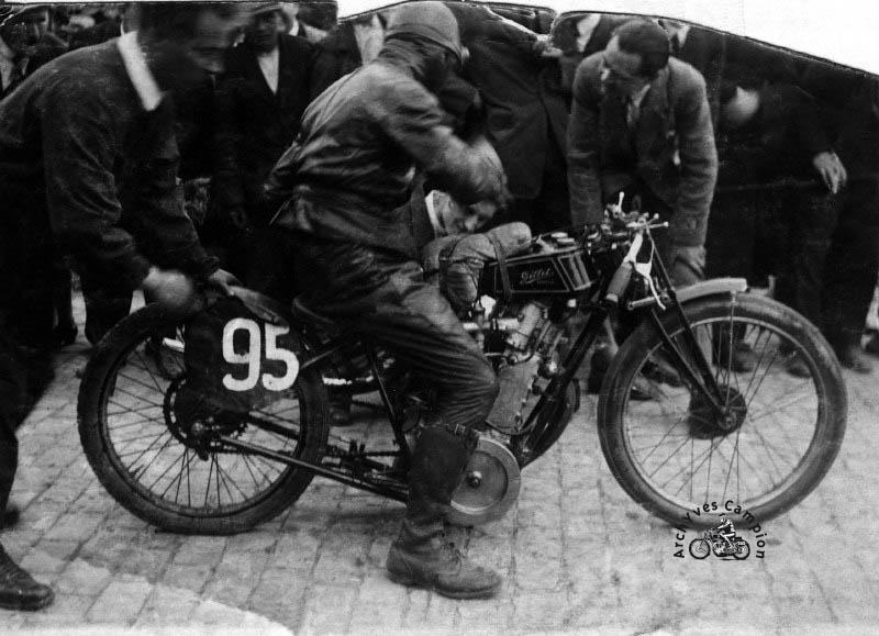 La Gillet-Laguesse en 1924
