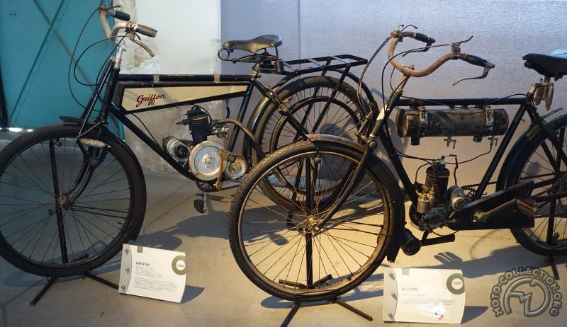 Grifon et Alcyon 1920-1