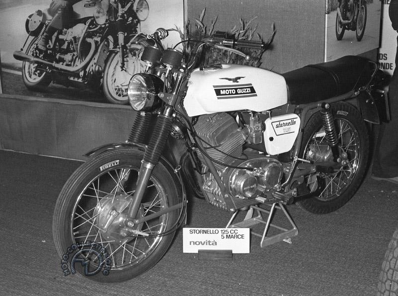 Guzzi 125 Stornello 5v 1970-14