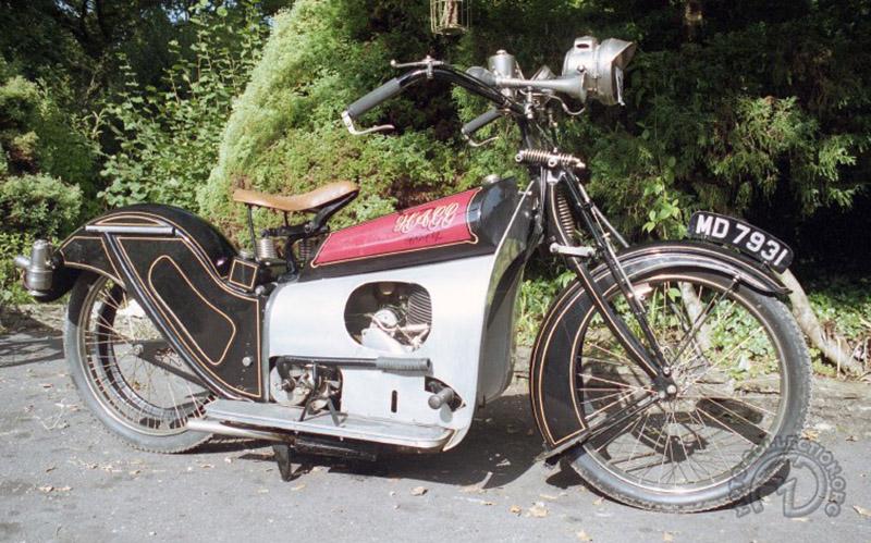 Hagg Tandam 1920