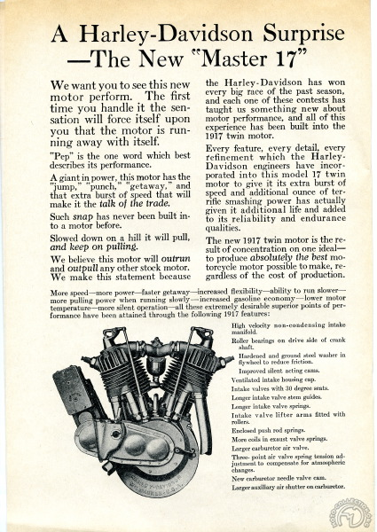 Harley Davidson 1917-002