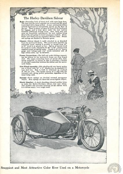 Harley Davidson 1917-005