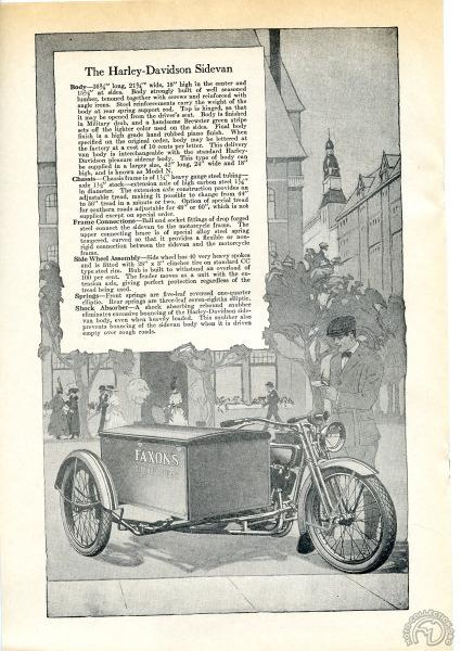 Harley Davidson 1917-006