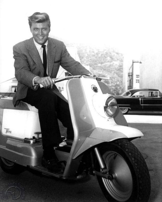 Harley Davidson Topper 1964- Edward Byrnes