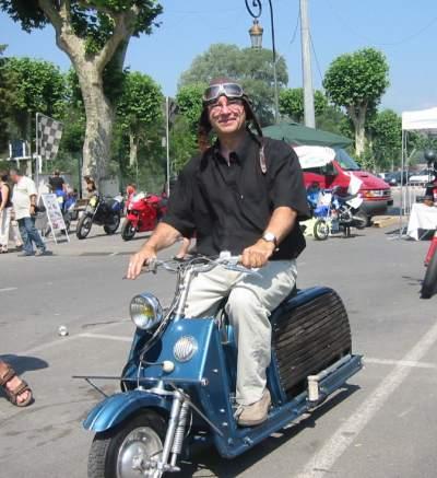 Villeneuve-Loubet, juillet 2006
