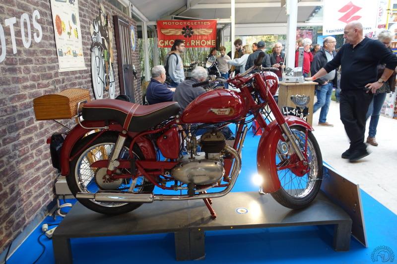 Indian 250 Brave 1951-1955-1