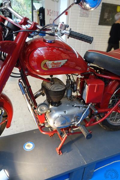Indian 250 Brave 1951-1955-2