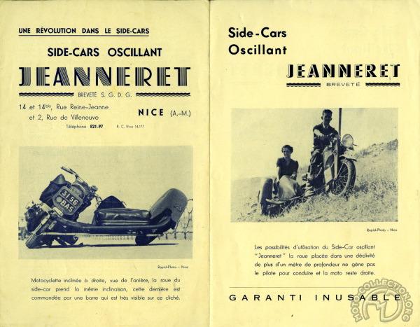 3 roues sur l'angle Jeanneret-oscillant-side8