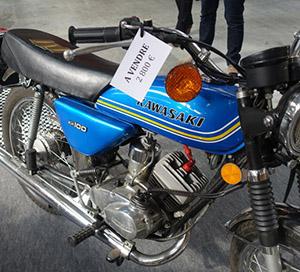 Kawasaki 100 KH hors de prix