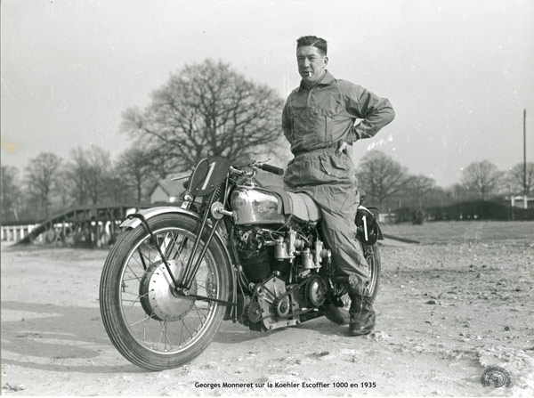 Koehler Escoffier 1000 1935-Monneret