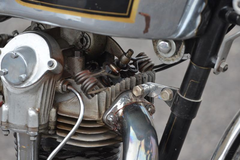 Koehler Escoffier 350 GP type Monneret 1936