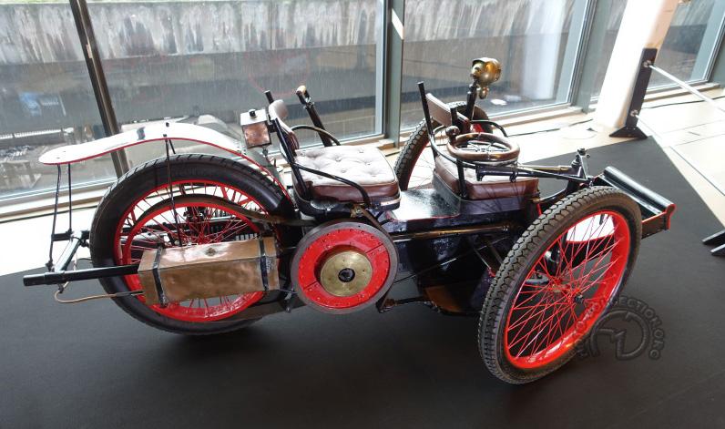 Léon Bollée Tricycle 1897-58