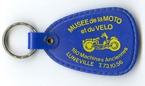 Souvenir d'une visite à l'ancien musée de Lunéville au début des années 70. La collection s'est ensuite considérablement agrandie.