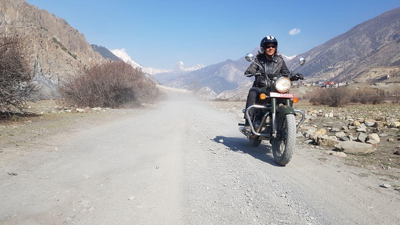 Collection Moto  Frissons : la moto en balade comme si vous y étiez