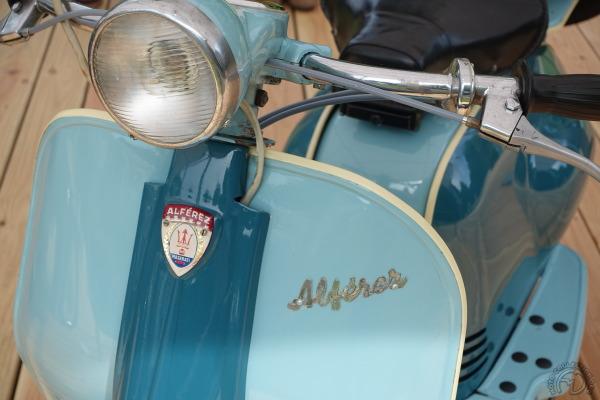 Ce Maserati 150 M2 de 1957, n'est en fait qu'un Iso rebadgé pour le marché mexicain, mais il n'en fut produit que deux exemplaires.