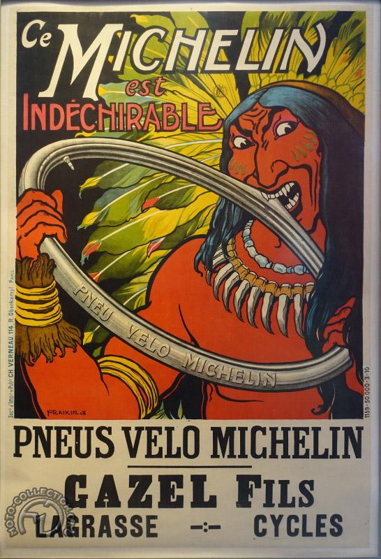 Michelin Pneus Pub Fraikin 1908-03