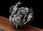 Le très compact moteur 1036 cm3 de la Midual