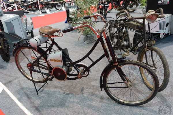Monet Goyon 119 Moto Légère 1922-35