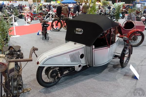 Monet Goyon 250 Cyclecarette 1922-37