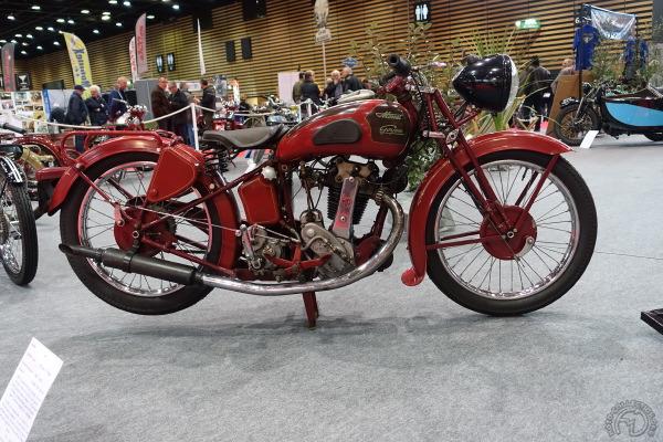Monet Goyon 250 R4 1950-52