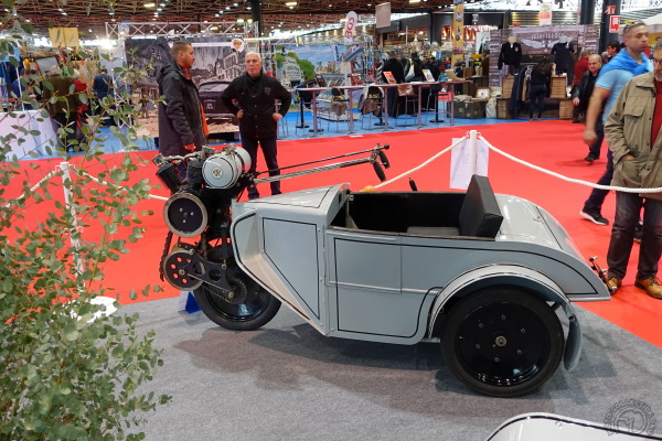 Monet Goyon 750 V2 Torpedo 1922-32