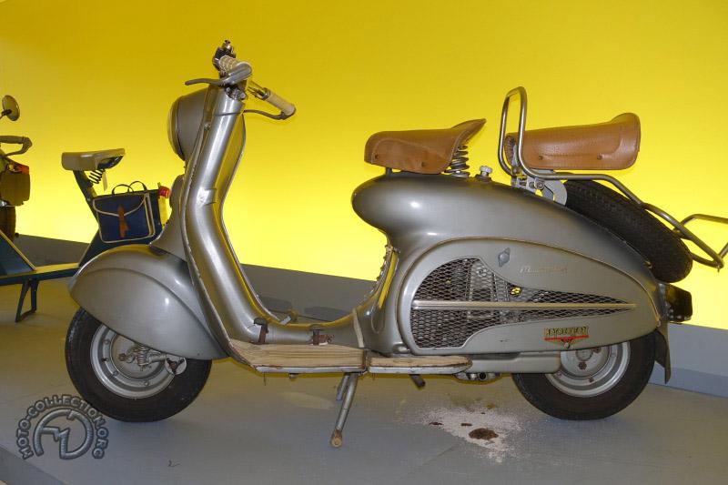 Motobécane-Motoconfort 125 STC 1951-12