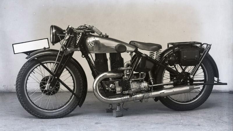 NSU Laguesse 350 - 1931-01