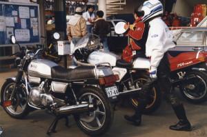 Une Rotary Classic surprise au Japon en 1988.
