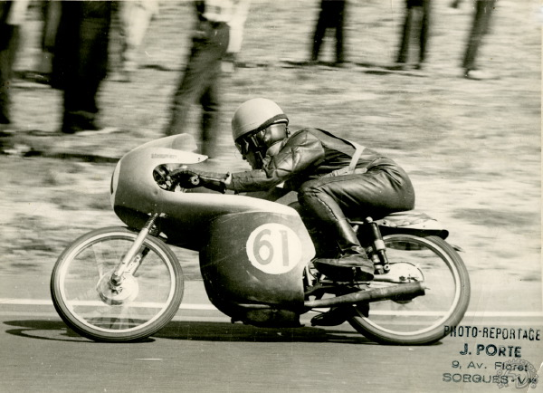 Collection Moto  Pierre Viura : Champion de France 1967-70-71