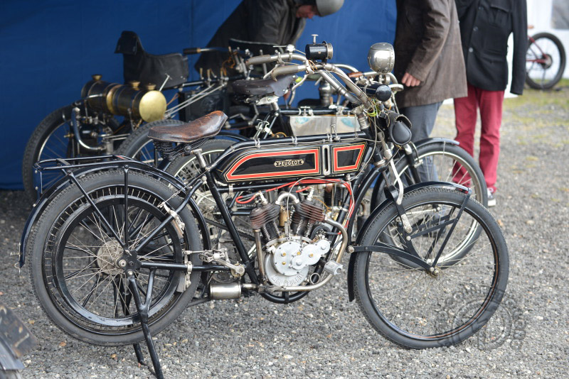 Peugeot 2 1/2 HP Paris-Nice 1914
