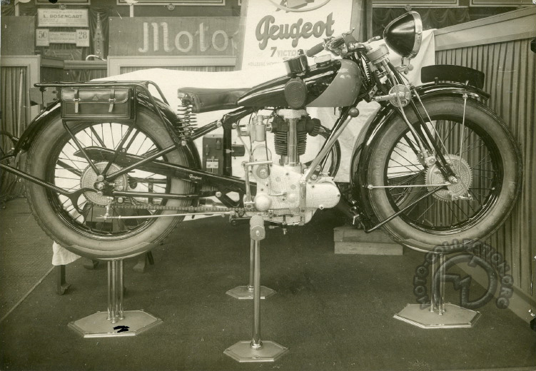 Peugeot 350 P105 Salon 1927