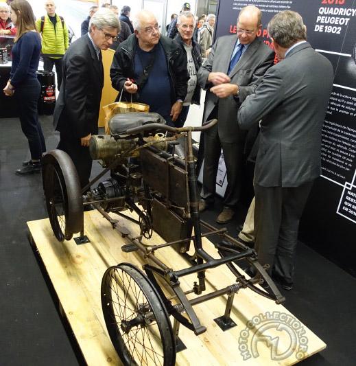 Quadricycle Peugot Cortot-93
