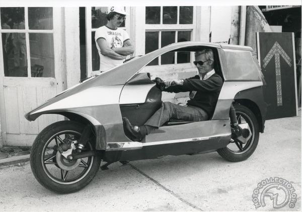 Collection Moto Quasar 1976-1985 :  le rêve de la GT parfaite