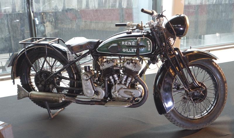 René Gillet 1000 -1937-60