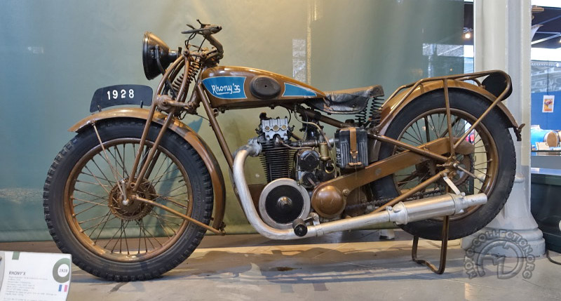 Rhonyx 350 Chaise 1928-12