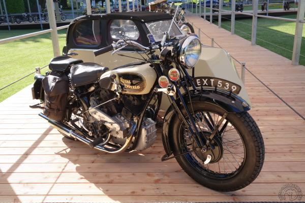 Royal Enfield KX 1140 cm3 de 1937