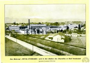 Sans doute moins de 700 exemplaires en cinq ans! Une toute petite production, mais une bien grande usine qui eut bien d'autres productions.