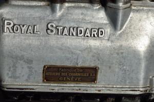 Royal Standard 400 - 1929
