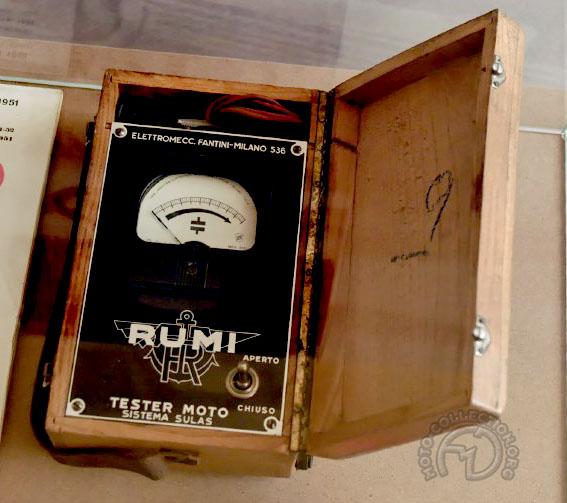 Rumi ampèremètre