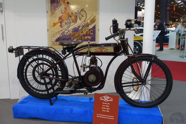 SIC DKW 180 Sport 1922-10